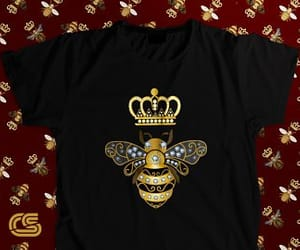 etsy, queen bee shirt, and gucci gang image