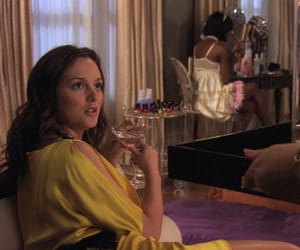 blair waldorf, gossip girl, and leighton meester image