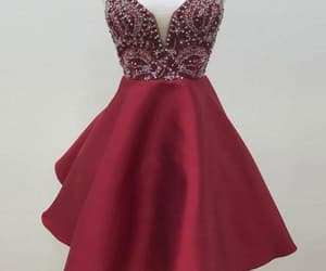 homecoming dresses, homecoming dresses v-neck, and sexy homecoming dresses image