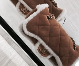 chanel, fashion, and winter image
