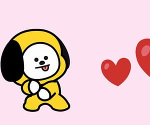 gif, chimmy, and bt21 image