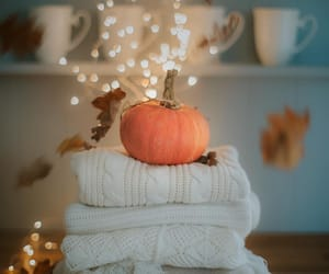 cozy, fall, and autumn image