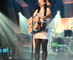 indie, live, and amy macdonald image