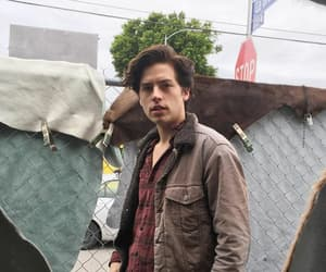 cole sprouse, riverdale, and aesthetic image