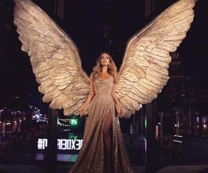 angel and dress image