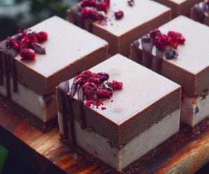 cake, chocolate, and goals image