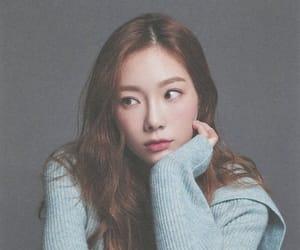 girls generation, korean, and taeyeon image