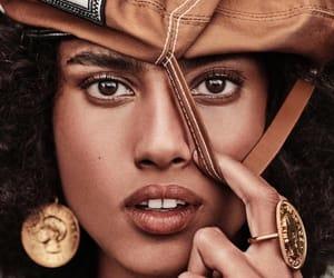 art, eyes, and fashion image