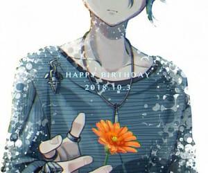 anime, anime boy, and danganronpa image