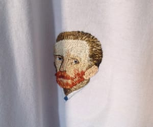 art, cool, and embroidery image