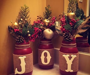 diy and christmas. christmas mood image