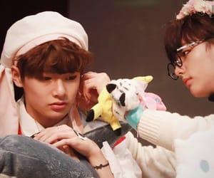 in, hyunjin, and hyunjeong image