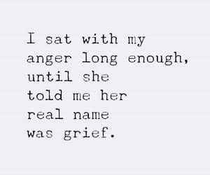quotes, anger, and grief image