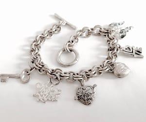 charm bracelet, mothers day, and love bracelet image