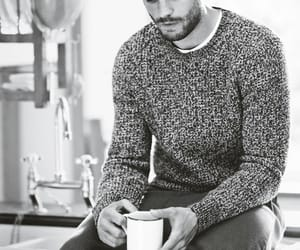 Jamie Dornan, sexy, and wow image