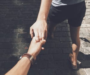 gay, holding hands, and lgbt+ image