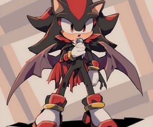 Sonic the hedgehog and shadow the ehdgehog image