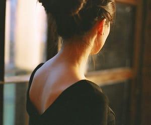 ballet, black, and girl image