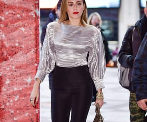 fashion and miley cyrus image