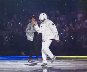 gif, jin, and mnet asian music awards image