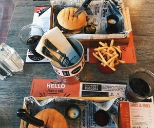 burger, food, and junkfood image