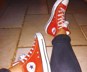 red, all stars, and converse image