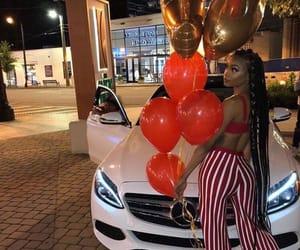 african american, birthday girl, and photoshoot photography image