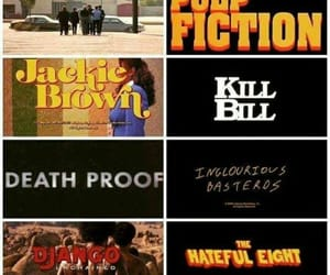 movies, pulp fiction, and quentin tarantino image