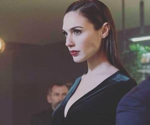 actress, elegant, and woman image
