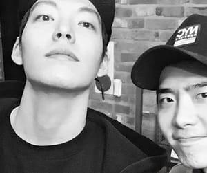 actor, kim woo bin, and asian image