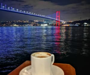 beautiful, bridge, and coffee image