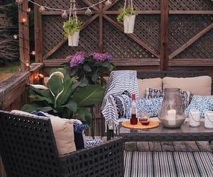 decoracion, hogar, and terraza image