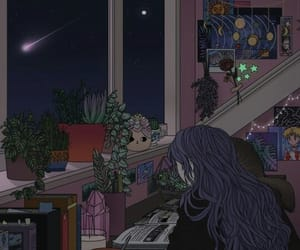 aesthetic, art, and cosmos image