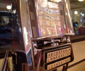 creative, jukebox, and evening image