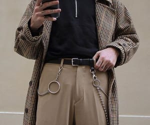 aesthetic, fashion, and menswear image