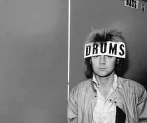 Queen, drums, and roger taylor image
