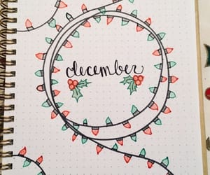 december, idea, and inspiration image