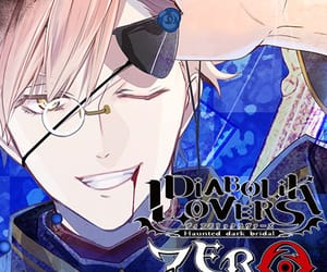 zero, cd drama, and diabolik lovers image