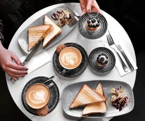 breakfast, chic, and cool image