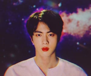 bts, jin, and lq image