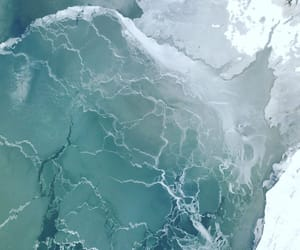 cold, frozen, and nature image