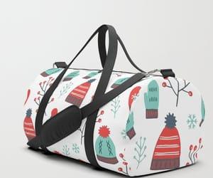 Winter Bliss Duffle Bag