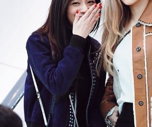 korean, kpop, and kim jisoo image