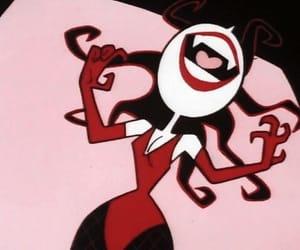 cartoon, cartoon network, and evil image