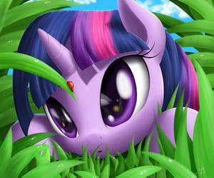 art, my little pony, and cute image