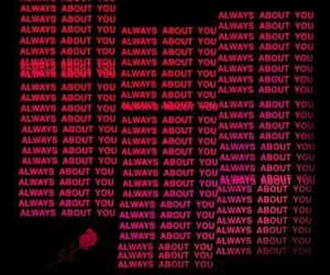 always, sad, and trust image