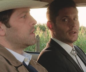 dean, dean winchester, and sam winchester image