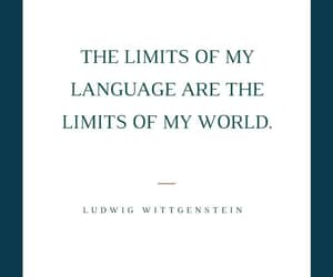 ludwig wittgenstein, limits of language, and limits of world image