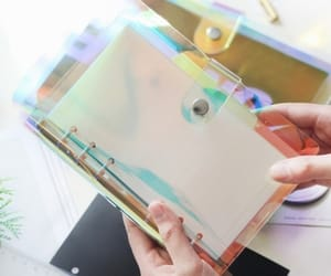 holographic, plan, and planner image