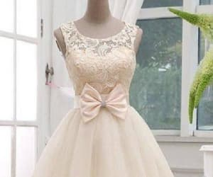 lace homecoming dress image